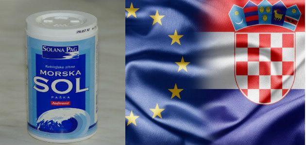 """""""Paška sol"""" – novi hrvatski proizvod zaštićen na europskoj razini"""