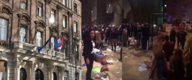 Tko daje izjave iz Ministarstva vanjskih i europskih poslova Republike Hrvatske?