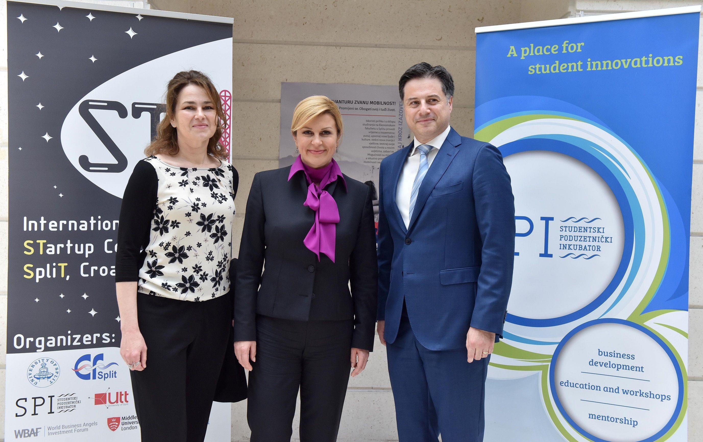 Predsjednica Grabar-Kitarović: Demografija pitanje svih pitanja, posebice teško pogođena kontinentalna Dalmacija