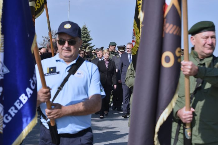 Mimohodom u Borovu počelo obilježavanje 28. godišnjice ubojstva 12 pripadnika vinkovačke specijalne policije