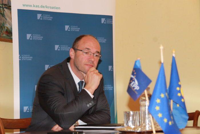 Davor Ivo Stier: U Hrvatskoj još uvijek ima onih koji ne vole što Hrvatska postoji