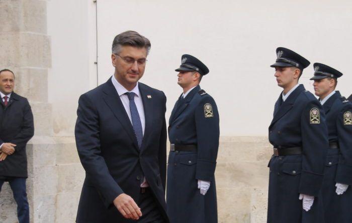 Plenković: Pogibija dvanaest redarstvenika jedan od ključnih događaja na početku Domovinskog rata