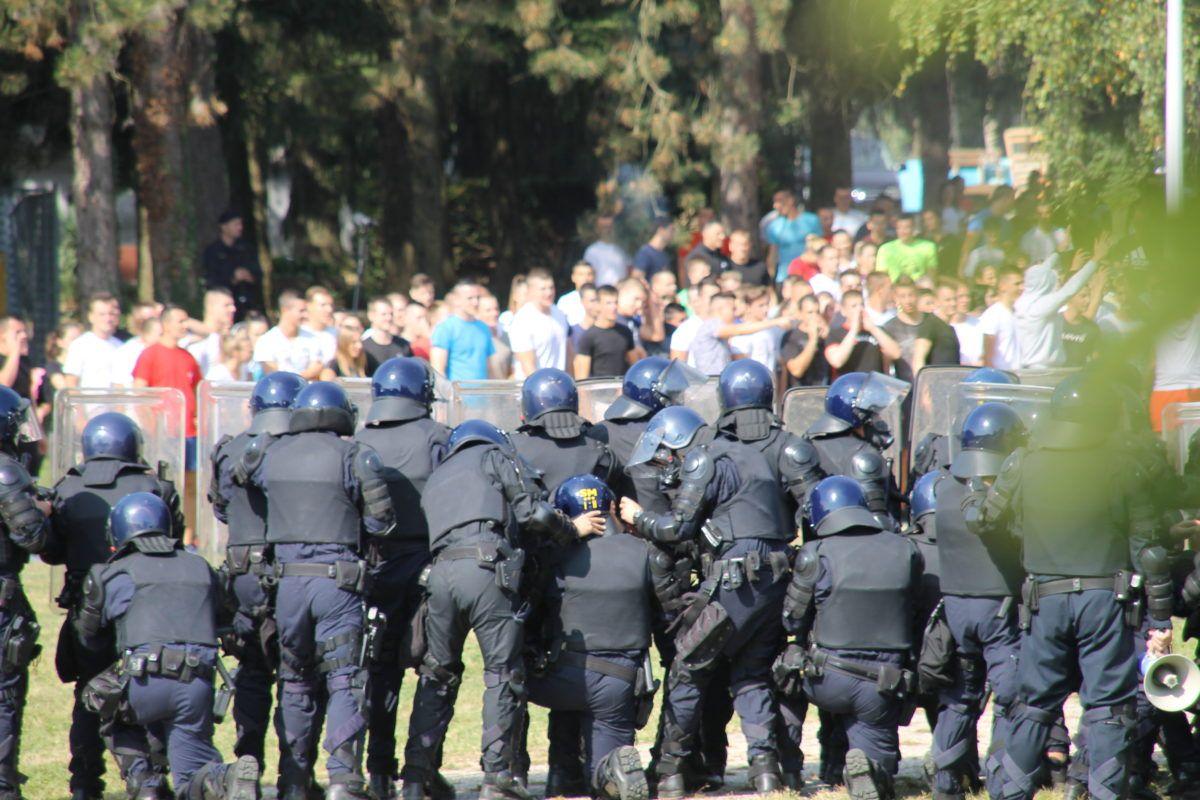 Zagrebačka policija: Torcidaši prije utakmice u Zagrebu pretukli slučajnog prolaznika