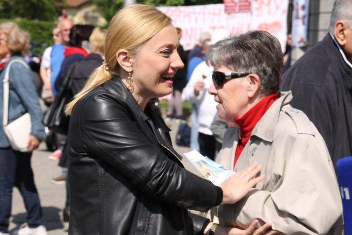 Marijana Petir: EU će dodatno ulagati u stradala područja Domovinskog rata