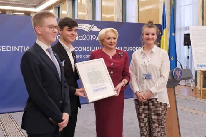 Djeca iz Hrvatske sudjelovala u usvajanju Dječje deklaracije iz Bukurešta o participaciji djece na razini EU-a