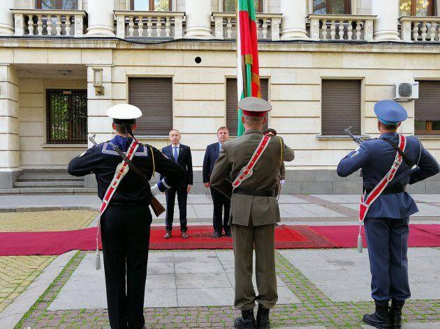 Krstičević i Karakačanov jačaju obrambenu suradnju