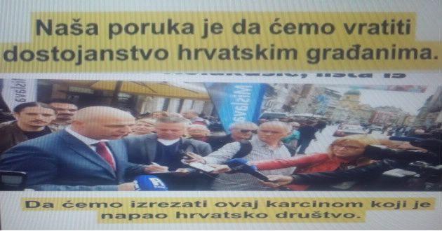 Kolakušić: Izrezati karcinom korupcije koji je napao hrvatsko društvo