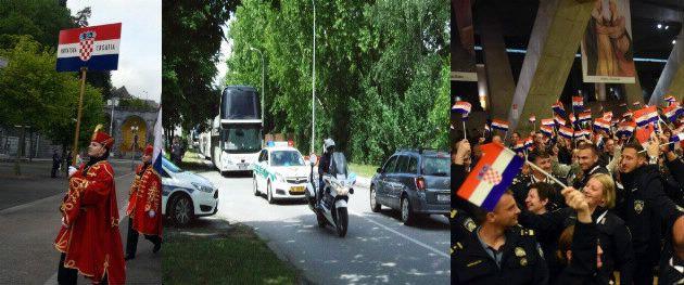 Posebna regulacija prometa zbog vojnog i policijskog hodočašća u Lourdes