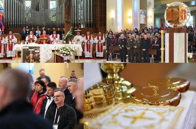 """Započelo 27. vojno hodočašće u Lourdes: """"Traži mir i za njim idi"""""""