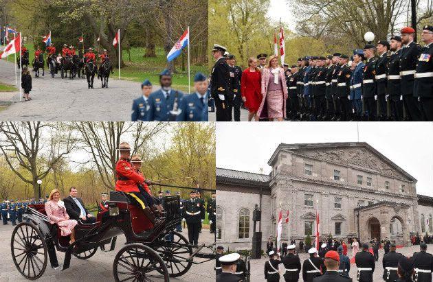 Predsjednica Grabar-Kitarović se u Ottawi susrela s glavnom guvernerkom Kanade