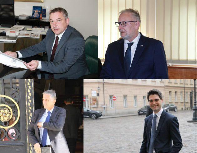 """Štromar i Božinović promišljaju hrvatski teren. Ressler """"zlatno tele"""" HDZ-a? Goran Marić? Uljanik je potonuo, Marić je izronio!"""