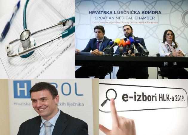 Kako se provodi glasovanje u Hrvatskoj liječničkoj komori?