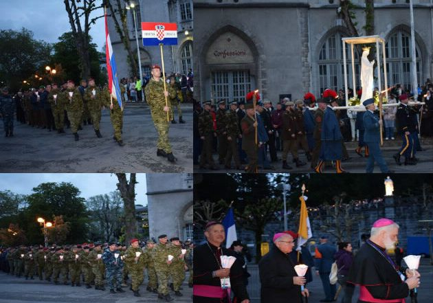 Završeno 61. međunarodno hodočašće u Lourdesu