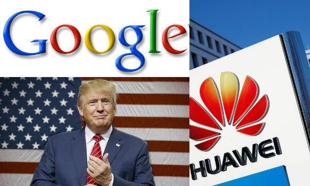 U SUKOBU S AMERIČKIM VLASTIMA: Google objavio da prekida veze s Huaweijem