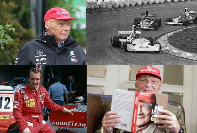 Preminuo Legendarni vozač Formule 1: Niki Lauda, sportaš koji se nije predao
