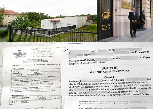 Prešućena podsljemenska kuća Gorana Marića u zagrebačkim Remetama