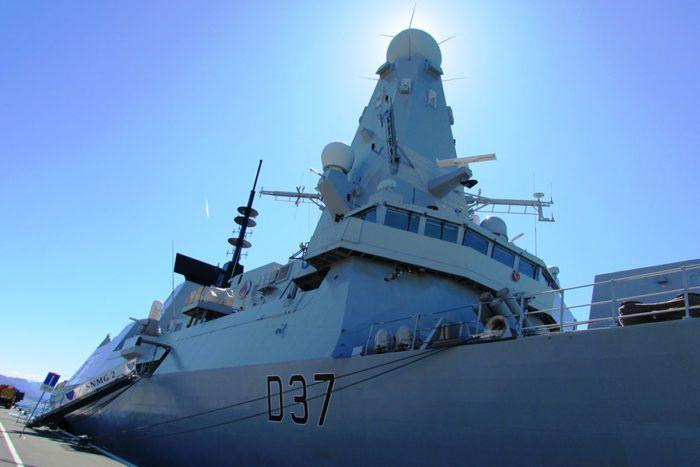 Tri NATO-ova broda u utorak uplovljavaju u splitski akvatorij