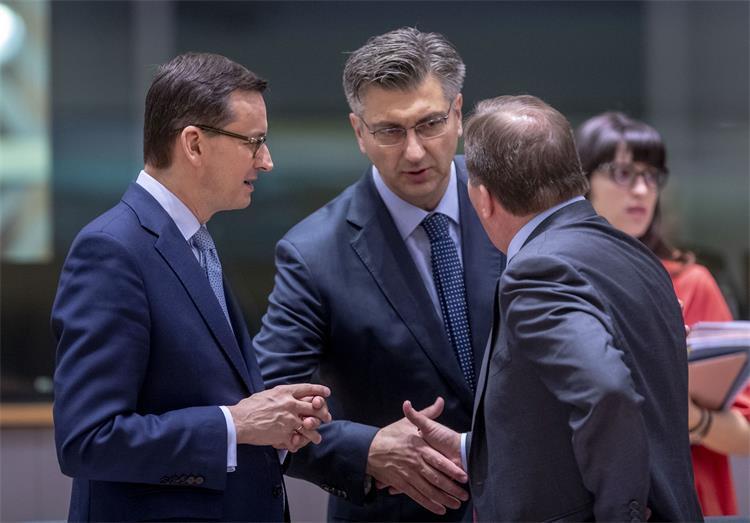 Na inicijativu hrvatskog premijera Andreja Plenkovića pitanje demografskih izazova po prvi put u Strateškom programu EU-a