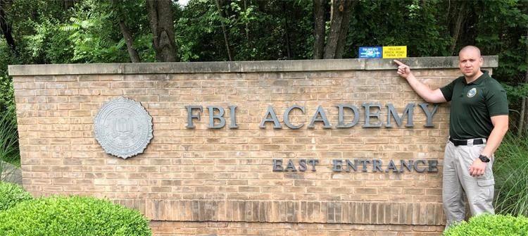 Kristijan Ilovača 11. policijski službenik iz Hrvatske završio FBI akademiju