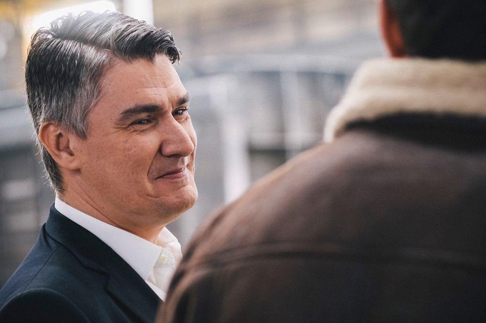 Milanović: Ako uspijem biti predsjednik s karakterom, Hrvatska će biti zemlja sa stavom