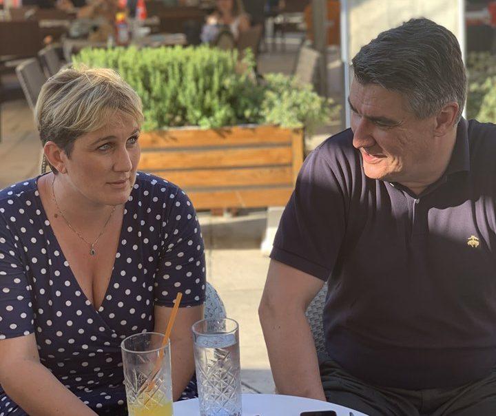 """Milanović očekuje da će ući u drugi krug: Borit ću se za Hrvatsku u kojoj neće biti """"lopovluka ni rođaštva"""""""