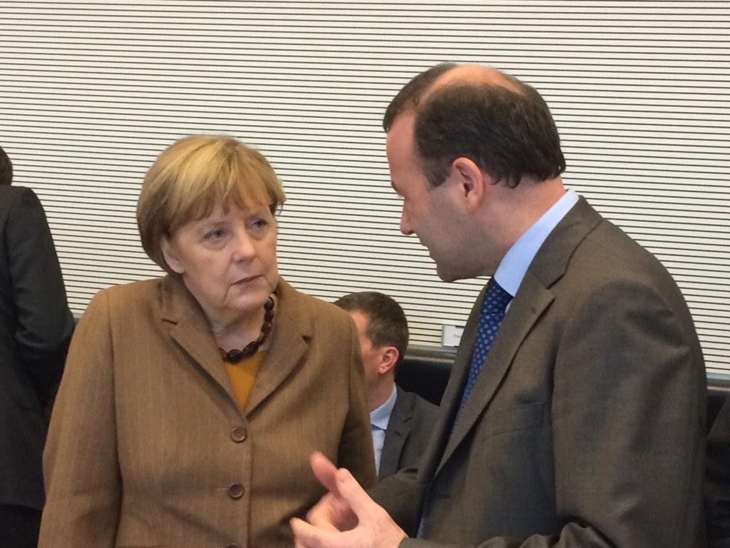 Merkel kaže da su stranački kandidati za vodeća mjesta u EU dio rješenja