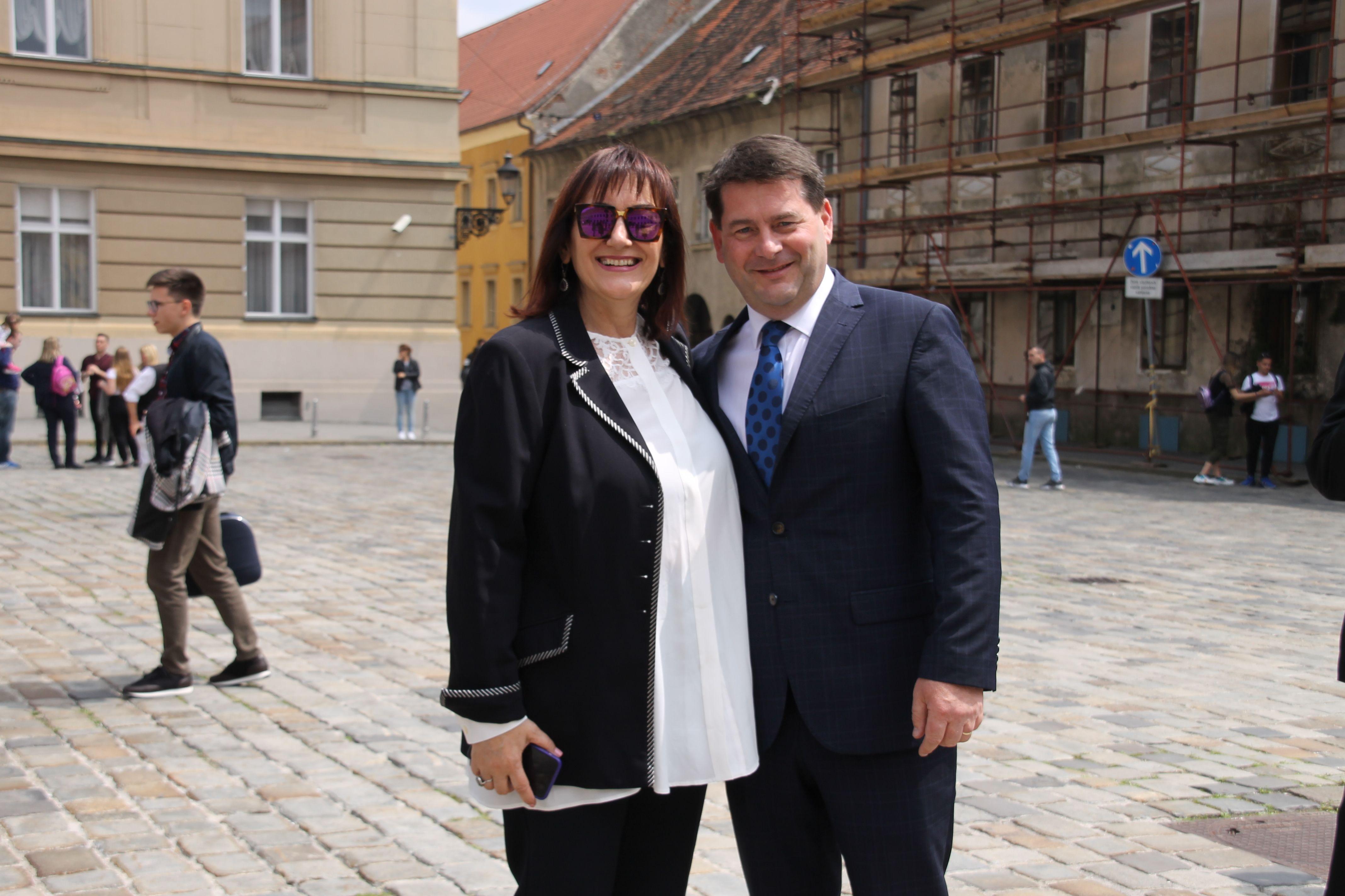 Šuica izabrana za potpredsjednicu zastupničkog kluba EPP-a