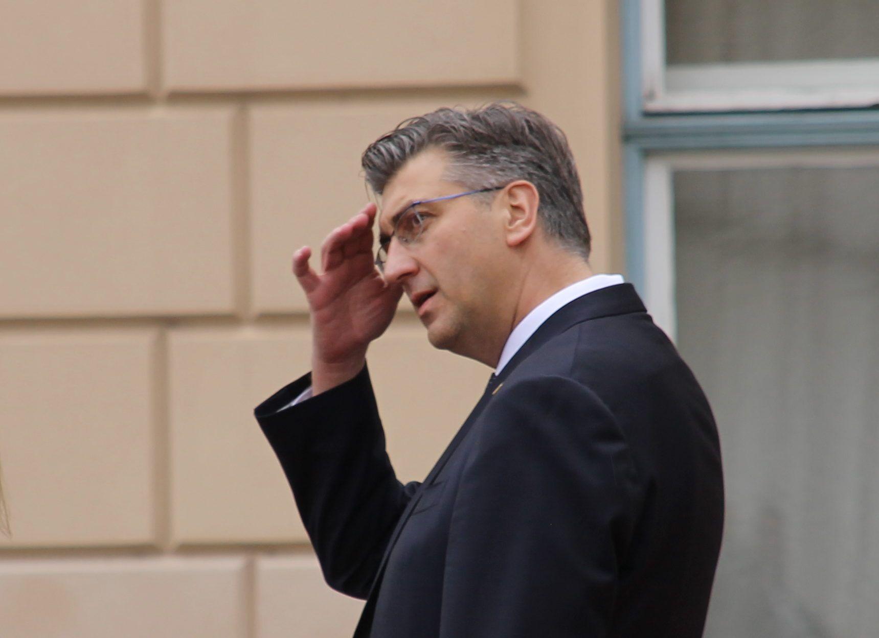 Plenković poručio Štromaru i HNS-u da organski ne podnosi ultimatume