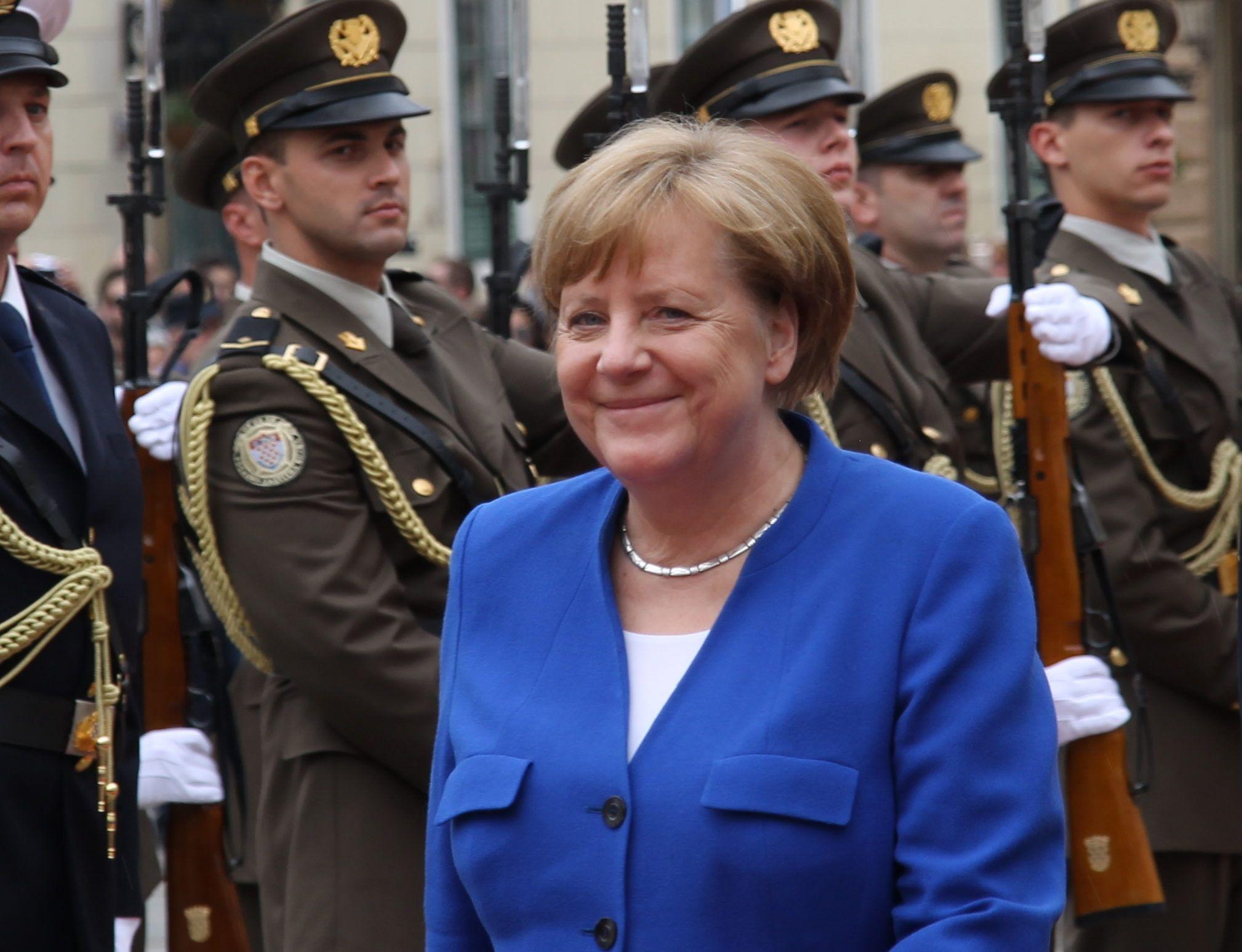 Merkel podržala EU perspektivu za zemlje zapadnog Balkana