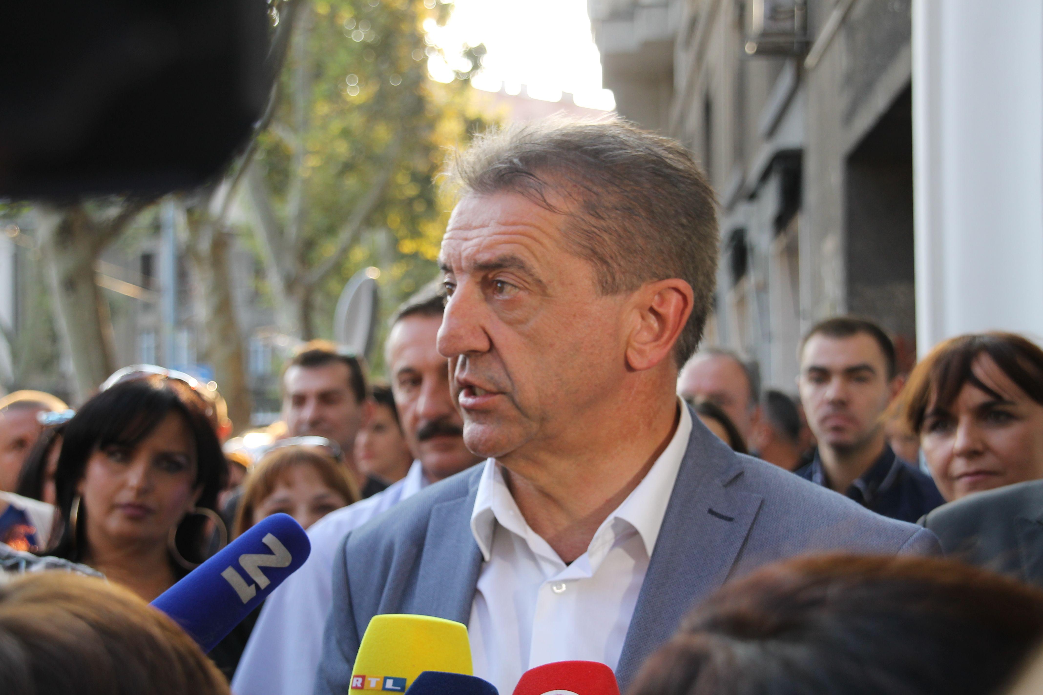 """Milinović će sazvati Županijsku skupštinu osobno ako to ne učini Kustić: """"Mislim da će ovaj put proračun biti usvojen, sve ide u tom smjeru"""""""