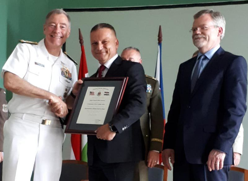 """General Jurković primljen u Međunarodnu kuću slavnih: """"Ovo je izuzetna čast, poticaj da i dalje predano i motivirano služim svojoj domovini"""""""