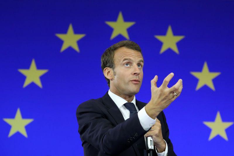 Macron kaže da će se o tri dužnosti u EU-u odlučiti na summitu, o predsjedniku ECB-a kasnije