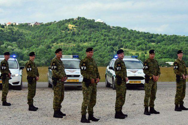 """Pukovnija Vojne policije na međunarodnoj vojnoj vježbi """"Swift Response 19"""" kao potpora u zaštiti snaga"""