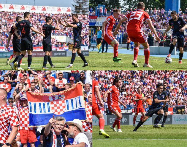 EURO 2020: Hrvatska pobjedila Wales 2-1, Dalić kaže bilo je teško za gledat, a kamoli za igrati