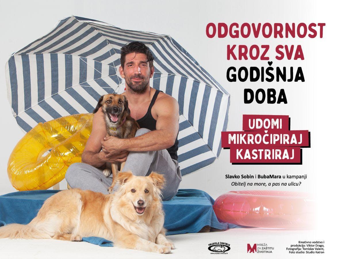 """Prijatelji životinja upozoravaju na napuštanje pasa i mačaka zbog odlaska na more: """"Obitelj na more, a pas na ulicu?!"""""""