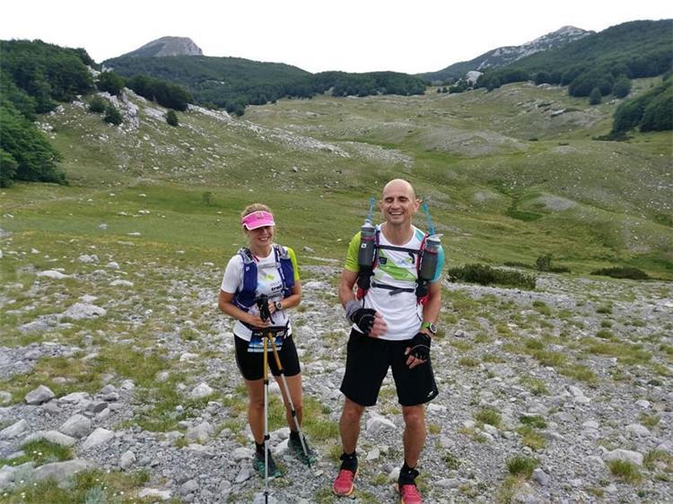 Policijska službenica Nataša Rogić Jukopila osvojila drugo mjesto na Velebit ultra trailu
