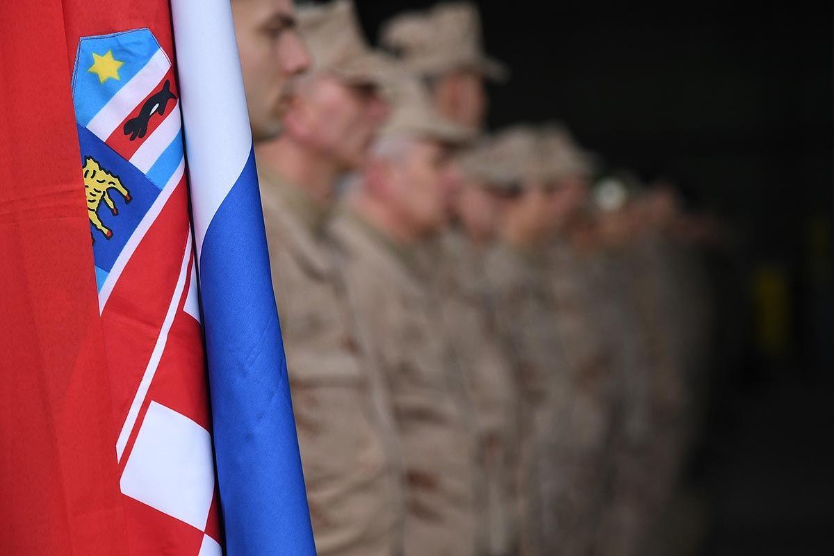 Pripadnik 10. Hrvatskog kontingenta NATO misije potpore miru Resolute Support u Afganistanu preminuo je danas od zadobivenih teških ozljeda