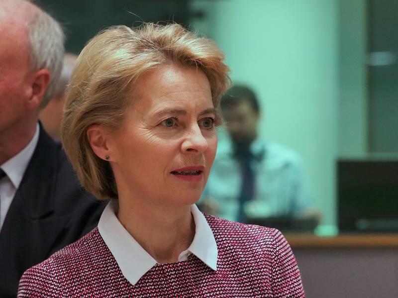 Kandidatkinja za predsjednicu EK Ursula von der Leyen pokušava osigurati potporu zastupnika EP-a