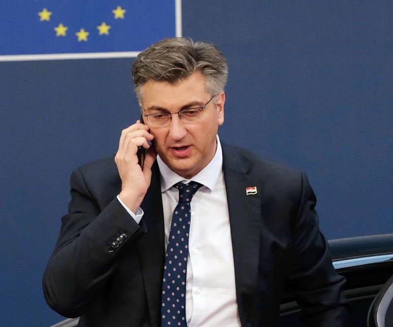 Plenković opimist da će čelnici EU-a postići dogovor o novom vodstvu: Ima novih ideja