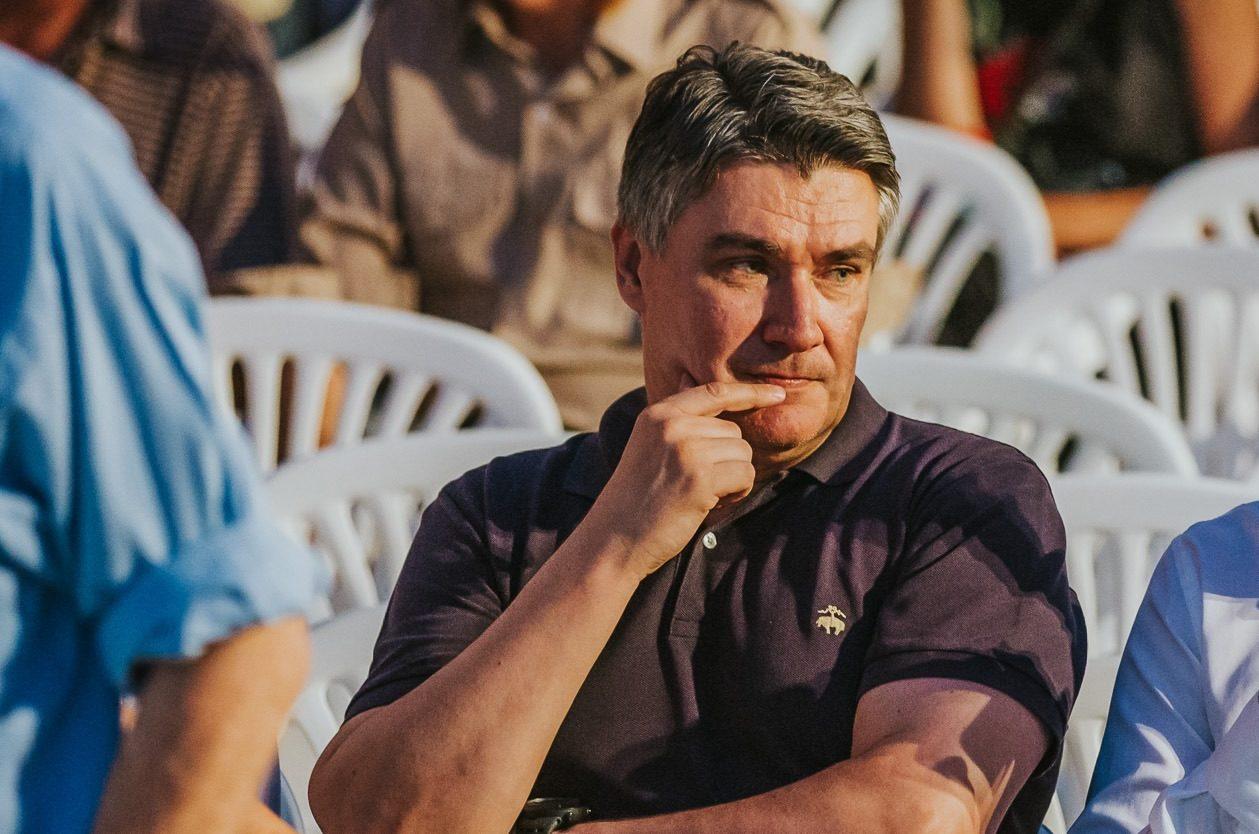 KANDIDAT ZA ŠEFA DRŽAVE – Milanović: Nisam u kampanju ušao nepripremljen, znam za što ću se zalagati
