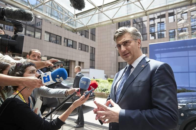 Plenković: prijedlog o Timmermansu kao predsjedniku Komisije nema potporu EPP-a