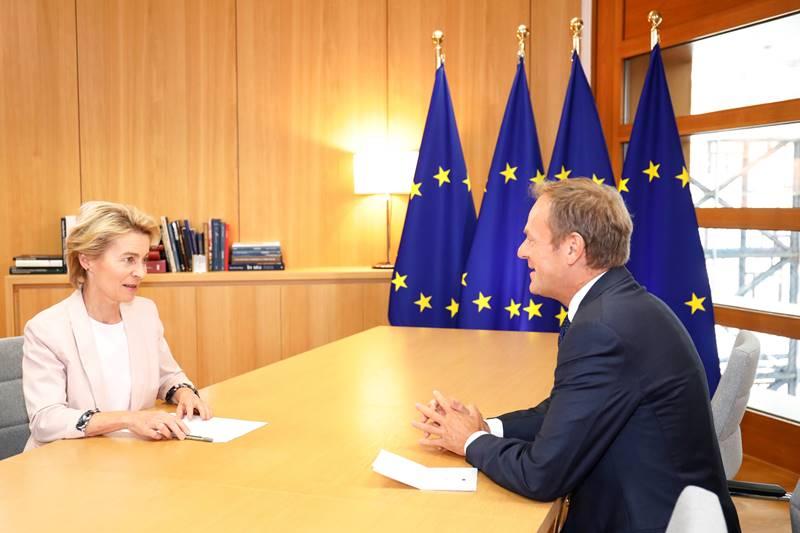 EP će se u utorak očitovati o kandidaturi Von der Leyen na čelu Komisije
