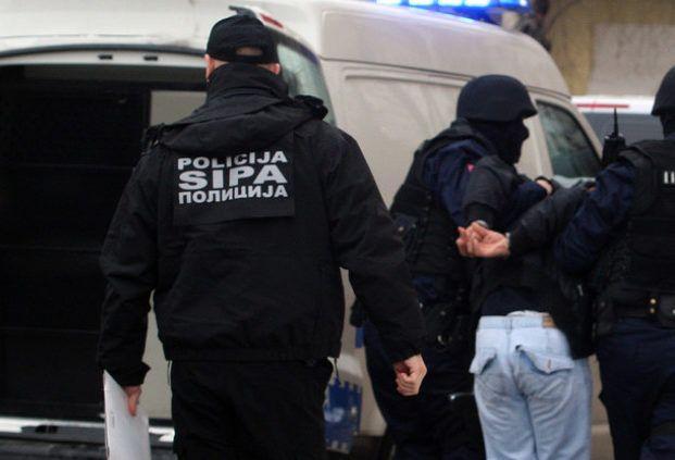 """Akcija """"Tebra"""" – Policijska akcija iz Hrvatske se preselila i u BiH, u Ljubuškom uhićene dvije osobe"""