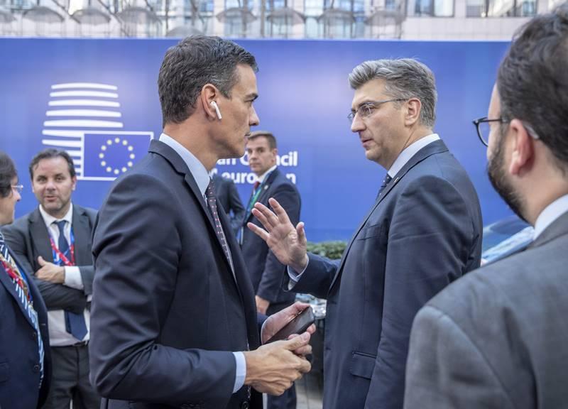 Plenković zadovoljan dogovorenim paketom novih čelnika EU-a