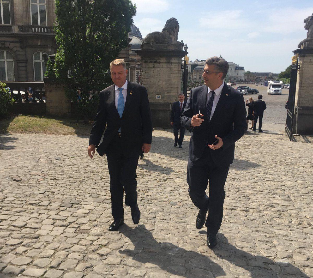 Plenković o vodećim mjestima u EU: nikakva dogovora ni glasovanja nije bilo