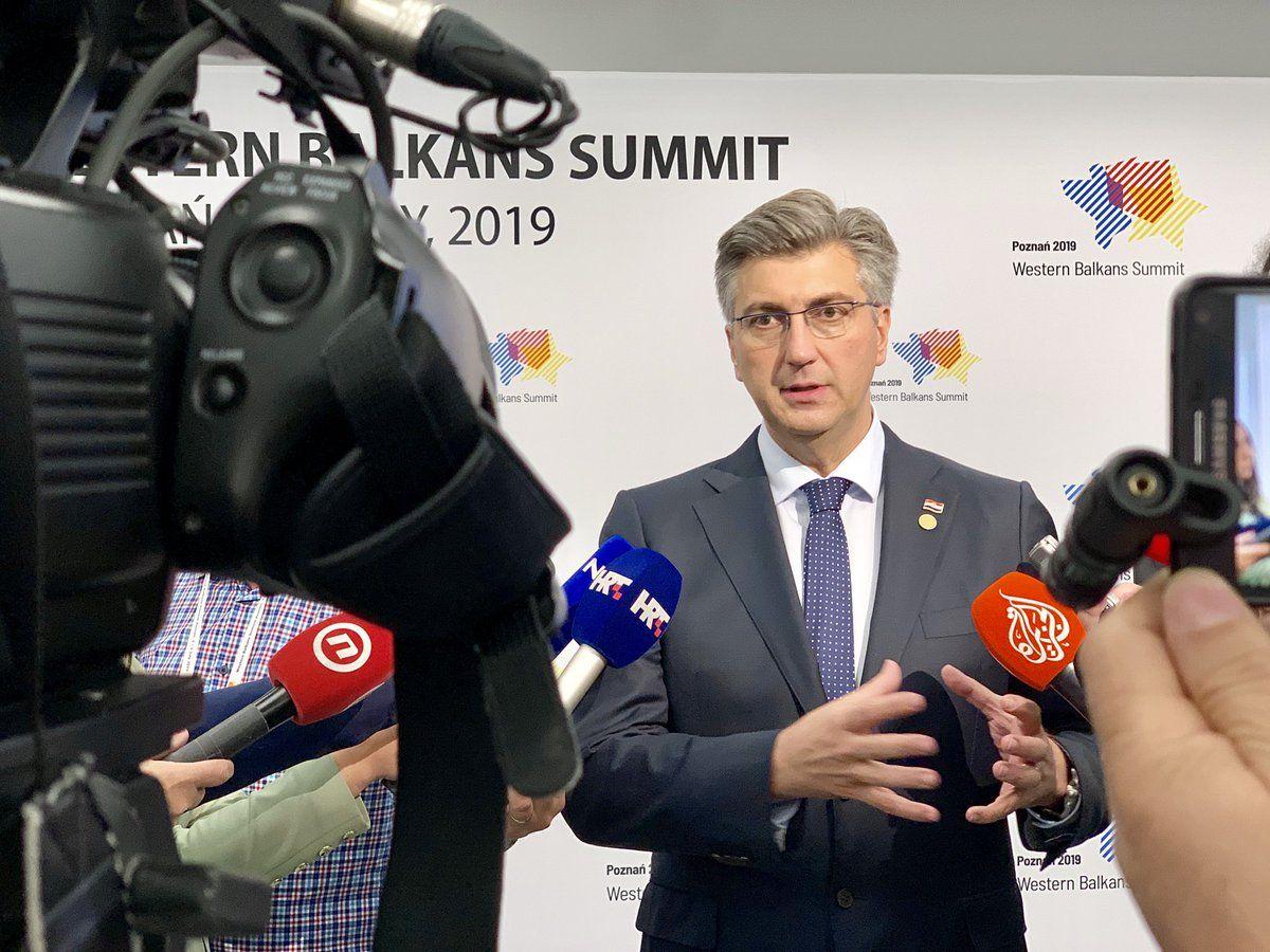 Berlinski proces: Plenković najavio 'realan i trezven' pristup proširenju EU-a