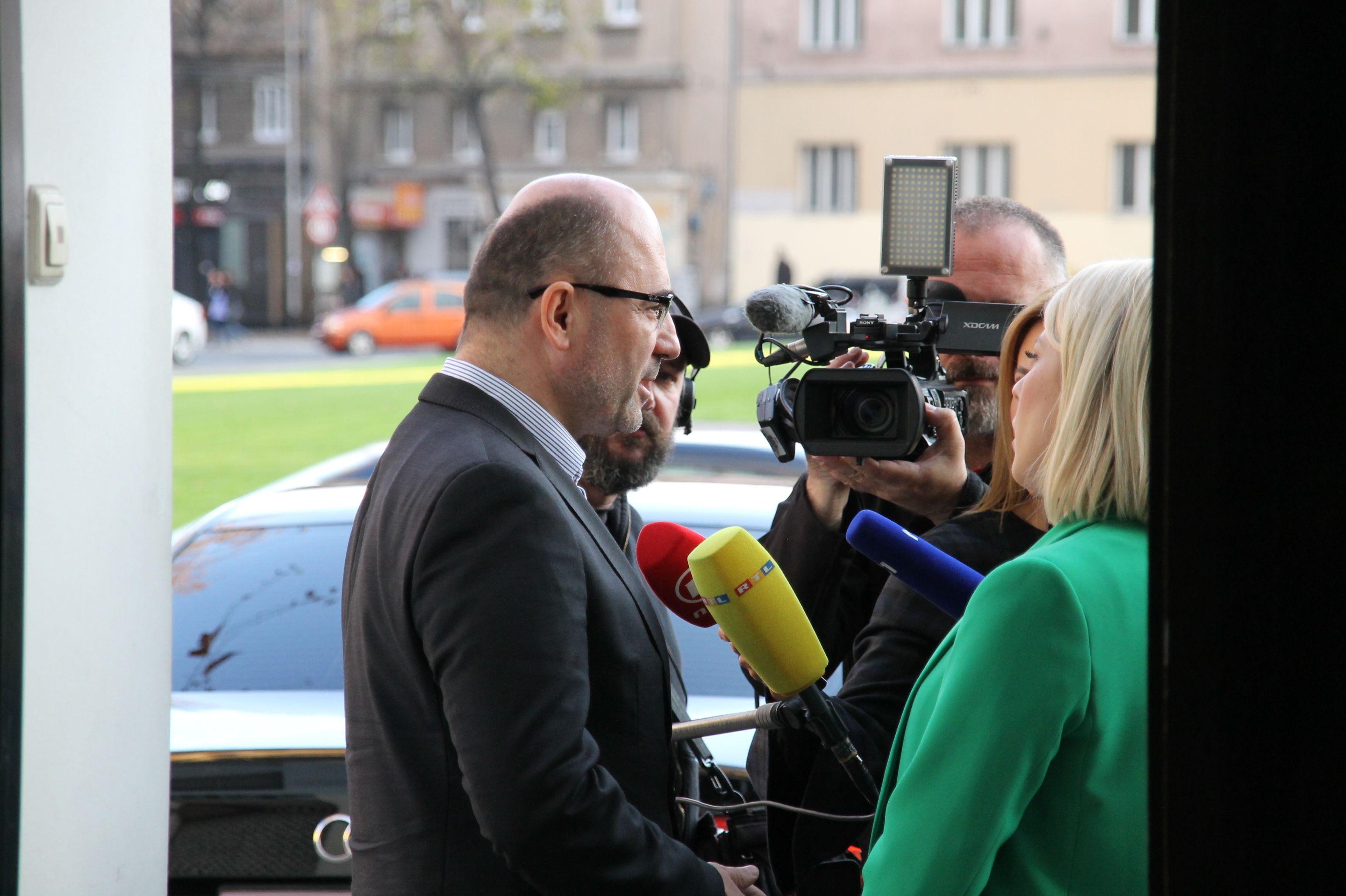 Brkić o Kuščeviću: Nisam pobornik ganjanja vještica; neodgovorno ponašanje koalicijskih partnera