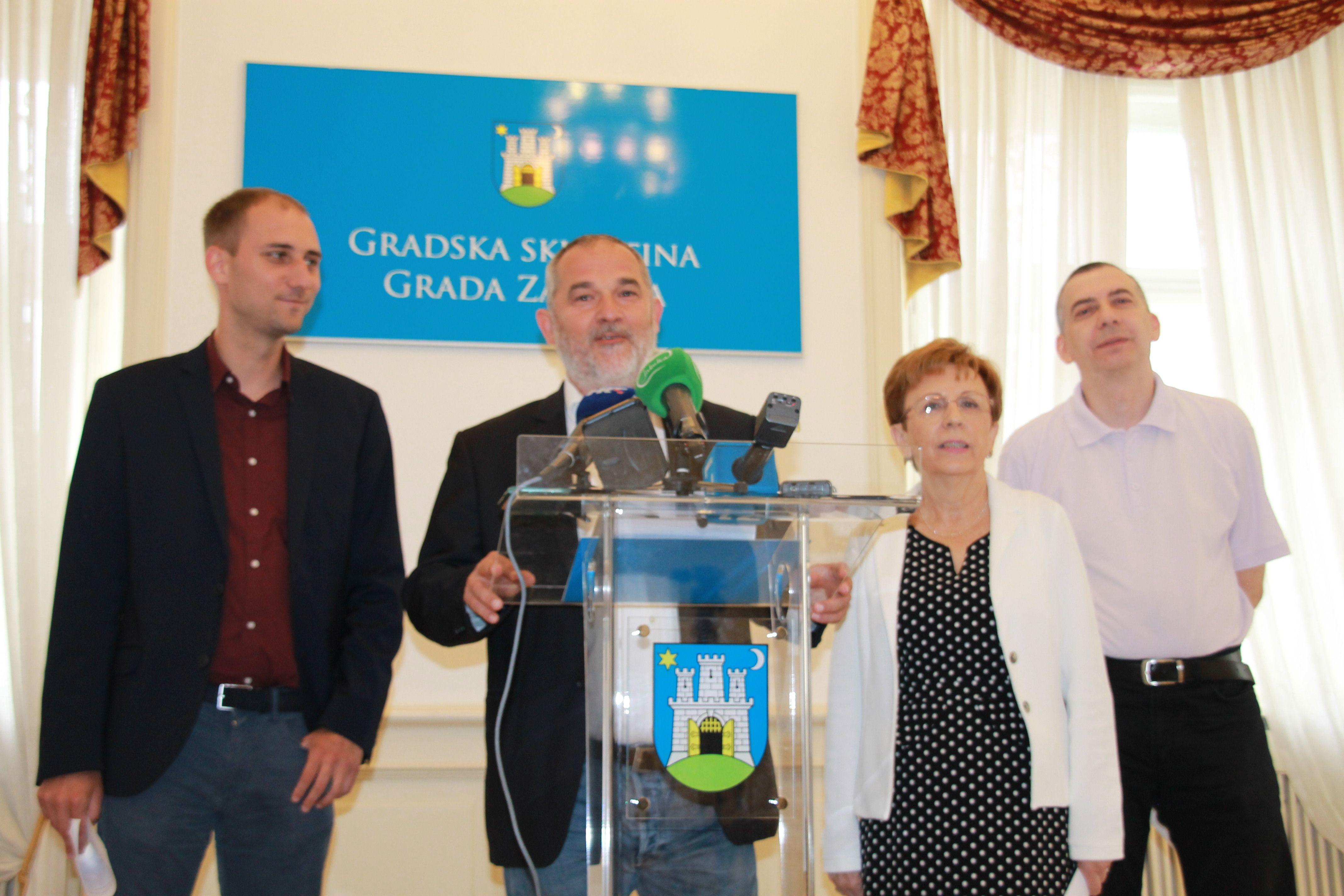 Zagrebački SDP: Sutra šaljemo prijedlog za referendum o GUP-u