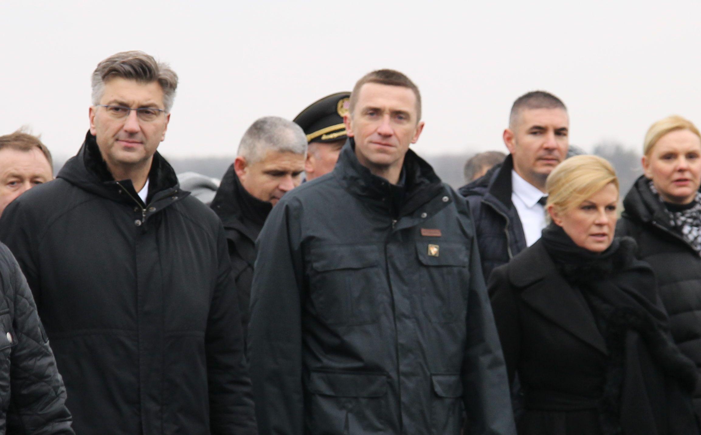 """Penava: """"Odlukom Ustavnog suda o uporabi ćirilice u Vukovaru moram reći da se bojim jako"""""""