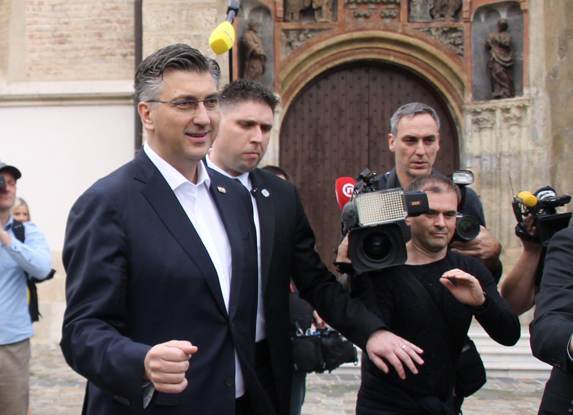 Plenković o šest godina članstva u EU: Višestruke koristi za Hrvatsku